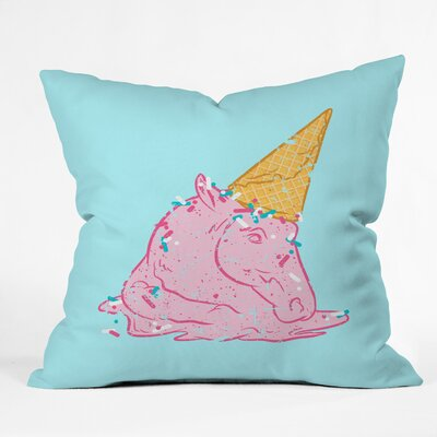 Evgenia Chuvardina Throw Pillow Size: 18 x 18