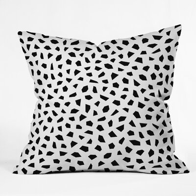 Kelly Haines Throw Pillow Size: 20 x 20