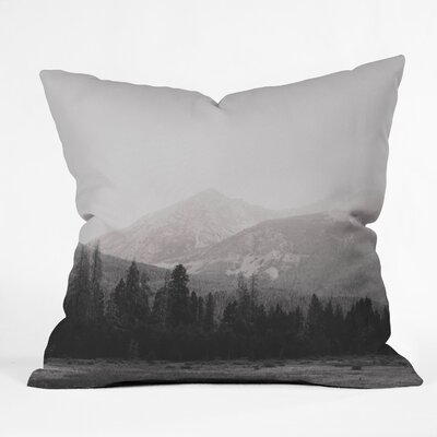 Catherine McDonald Throw Pillow Size: 16 x 16