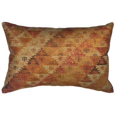 Cragin Worldly Linen Lumbar Pillow