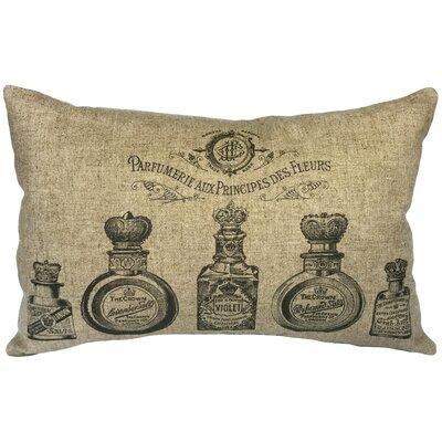 Veda Perfume Linen Lumbar Pillow