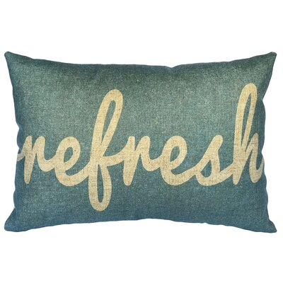 Bigley Refresh Linen Lumbar Pillow