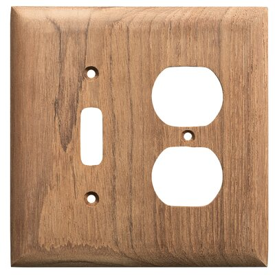 Toggle Duplex Light Switch Cover