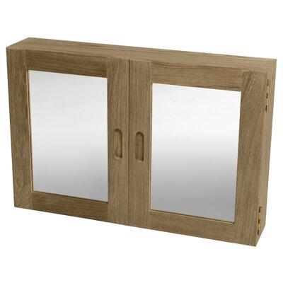 Allis 15 x 22.5 Surface Mount Medicine Cabinet