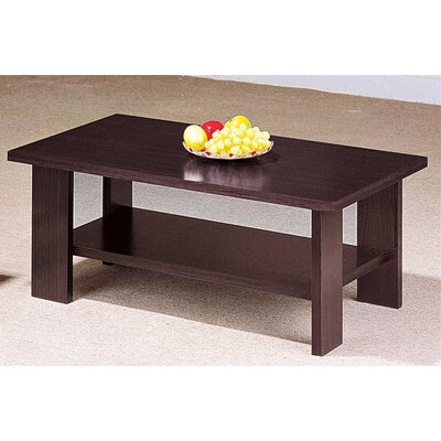 Fergerson Coffee Table Finish: Red Cocoa