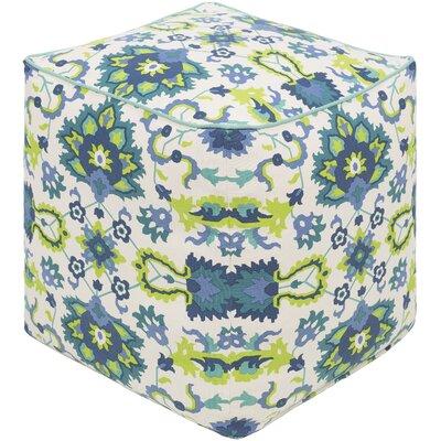 Crank Ottoman Upholstery: Mint