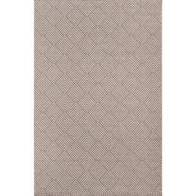 Losada Beige Indoor/Outdoor Area Rug Rug Size: Rectangle 311 X 57