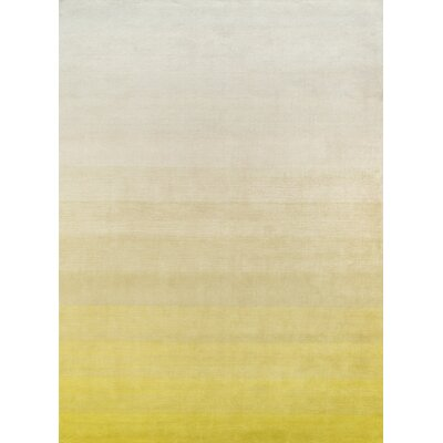 Costin Hand-Tufted Wool Citrus Area Rug Rug Size: Rectangle 8 X 11