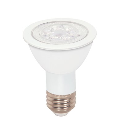 7W E26/Medium LED Light Bulb