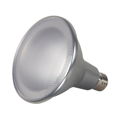 E26/Medium LED Light Bulb Wattage: 15W, Bulb Temperature: 3000K, Beam Angle: 25