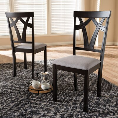 Feltner Solid Wood Dining Chair