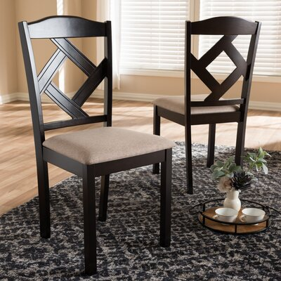 Feltman Solid Wood Dining Chair