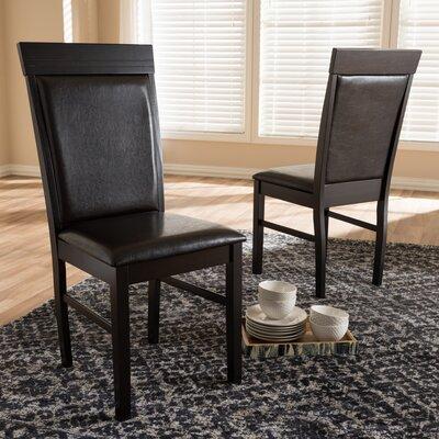 Felten Upholstered Dining Chair (Set of 2)