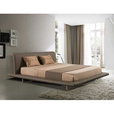 Poppe Platform Bed Size: King