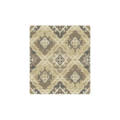 Leggett Beige Area Rug Rug Size: Rectangle 53 x 72