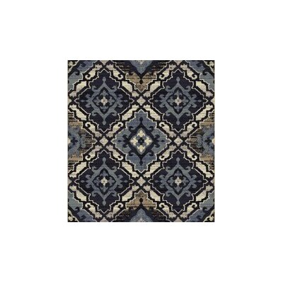 Colston Gray Area Rug Rug Size: Rectangle 53 x 72