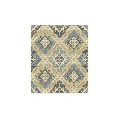 Colston Taupe Area Rug Rug Size: Rectangle 53 x 72