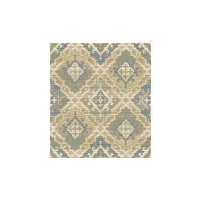 Colston Beige/Light Gray Area Rug Rug Size: Rectangle 53 x 72