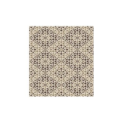 Fulghum Brown Area Rug Rug Size: Rectangle 53 x 72