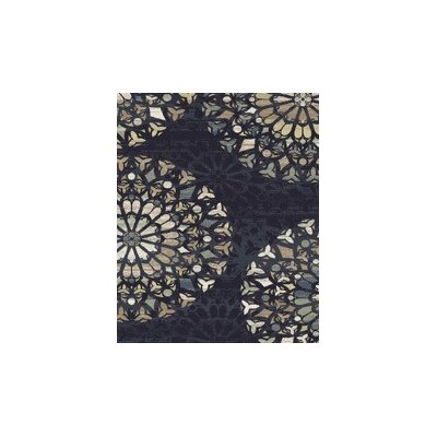 Figgs Gray Area Rug Rug Size: Rectangle 53 x 72