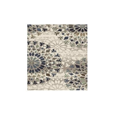 Figgs Gray Area Rug Rug Size: Rectangle 711 x 910