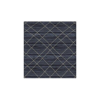 Bevis Blue Area Rug Rug Size: Rectangle 53 x 72