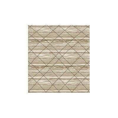Bevis Brown Area Rug Rug Size: Runner 2 x 72