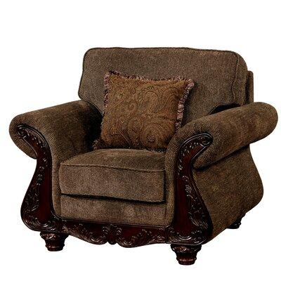Lebo Transitional Club Chair