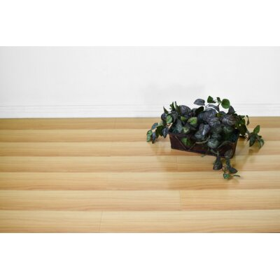 Vance 7 x 48 x 12mm Oak Laminate Flooring in Tan