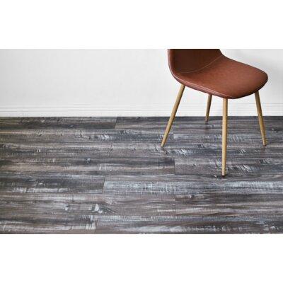 Russia Odessa 7 x 48 x 12mm Oak Laminate Flooring in Gray