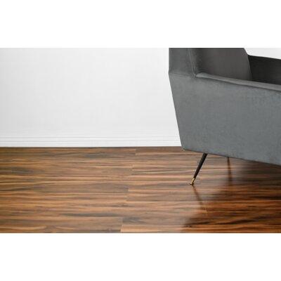 Vance 7 x 48 x 12mm Oak Laminate Flooring in Brown