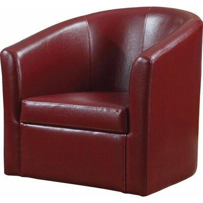Angileh Slickly Compact Barrel Chair