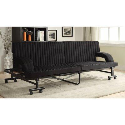 Vick Versatile Chaise Convertible Sofa