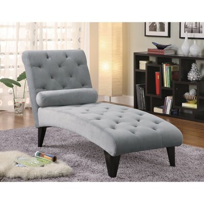 Dhamala Fashionably Button Tufted Chaise Lounge