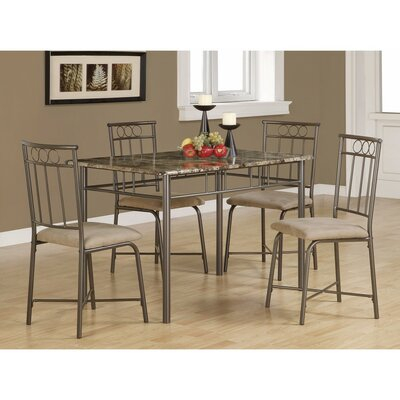 Jent 5 Piece Dining Set