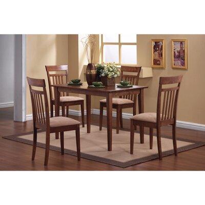 Claverley Wooden 5 Piece Dining Set