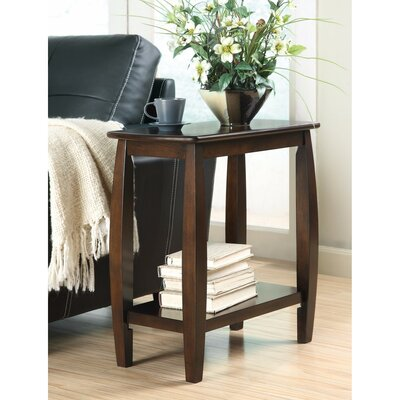 Demirdjian Elegant Wooden End Table