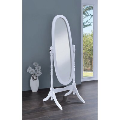 Baho Oval Shaped Cheval Mirror