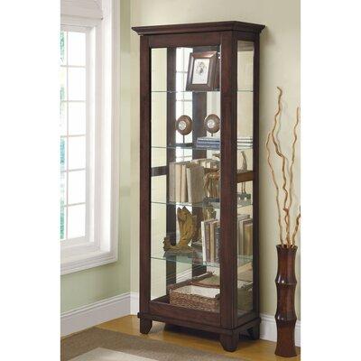 Kemmerer Wooden Curio Cabinet