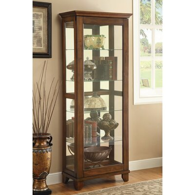 Kempf Wooden Curio Cabinet