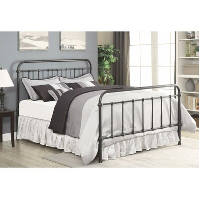 Otteridge Metal Queen Platform Bed