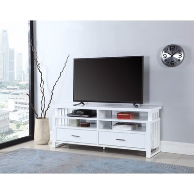 Bland Pragmatic Modern 60 TV Stand