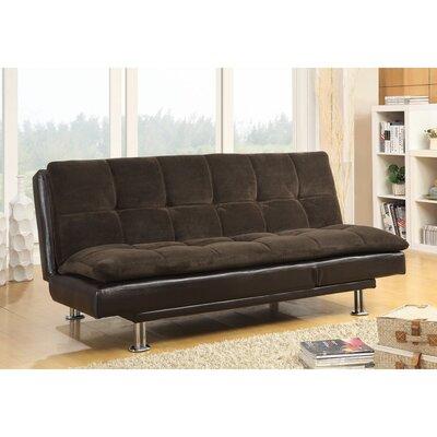 Delgadillo Casual Soothing Convertible Sofa