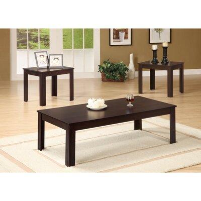 Jenkinson Fine Looking 3 Piece Coffee Table Set