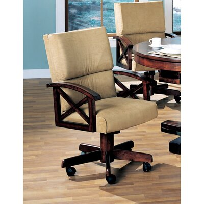 Walser Upholstered Arm Game Armchair
