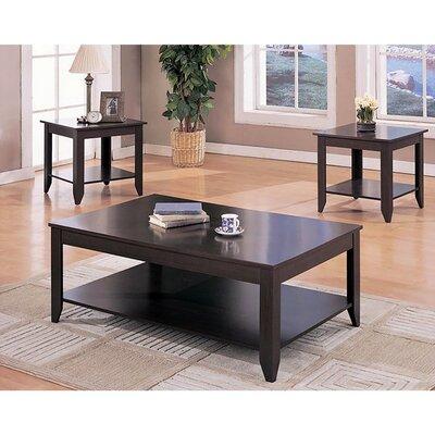 Jenner Amazingly Designed 3 Piece Coffee Table Set