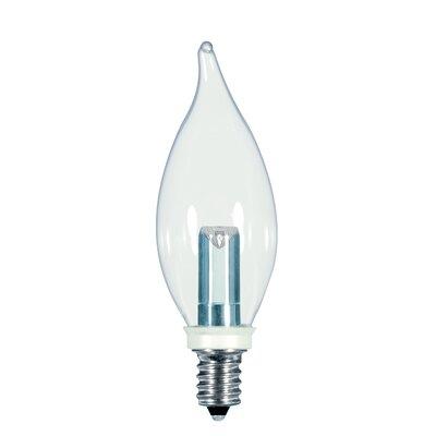 1W E12/Candelabra LED Light Bulb