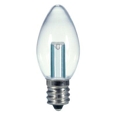 0.5W E12/Candelabra LED Light Bulb