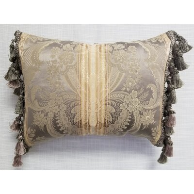 Levering Throw Pillow Color: Gray