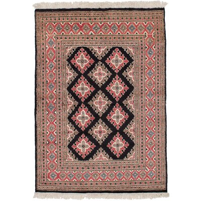 One-of-a-Kind Onondaga Hand Knotted Wool Dark Copper/Tan Area Rug